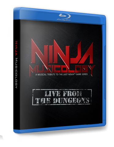 Ninja Musicology Live - Blu-Ray/Digital Video Download