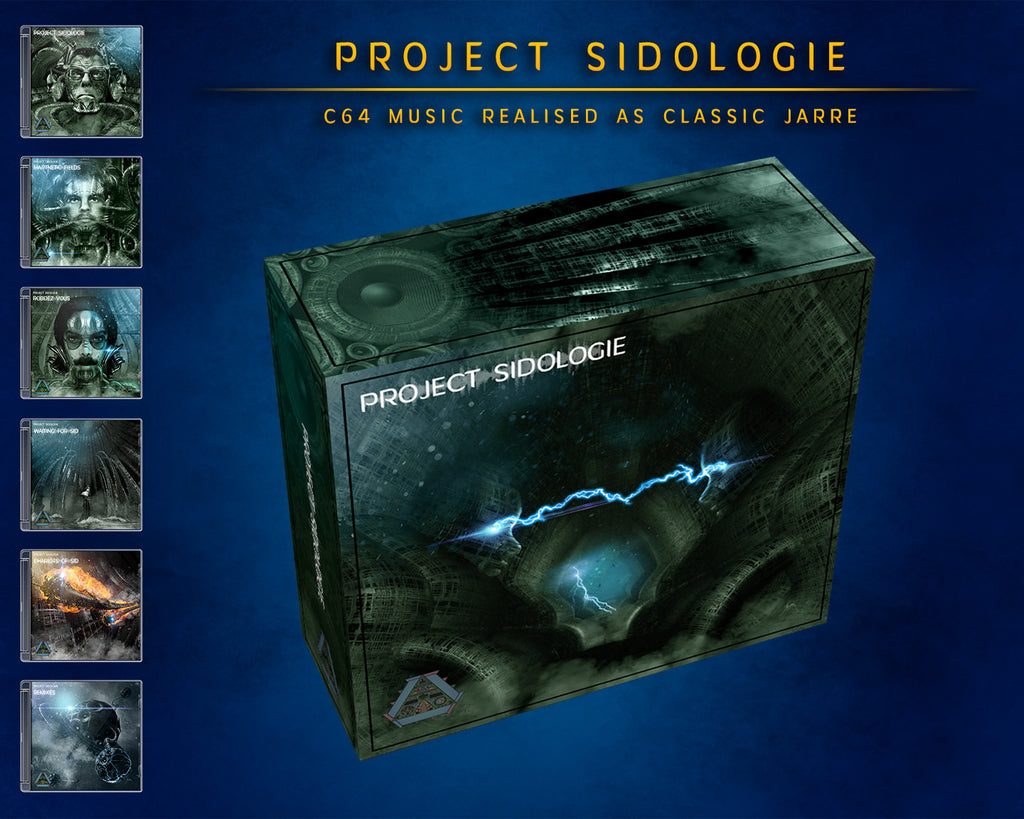 Project Sidologie - FREE sampler - C64Audio