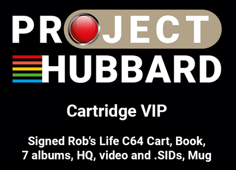 Project Hubbard: Cartridge VIP (Pre-Order)