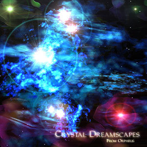 Crystal Dreamscapes - CD