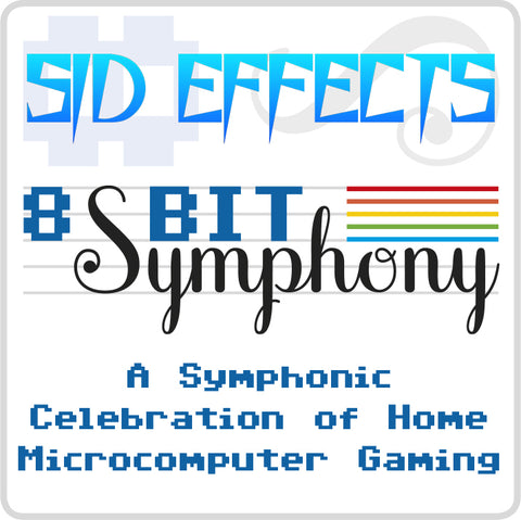 SID Effects - 8-Bit Symphony (it's not sold out, scroll down)