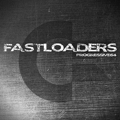 Progressive 64 CD by FastLoaders