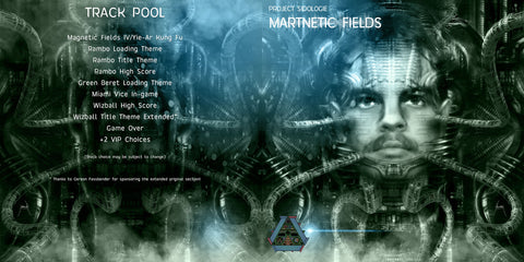 Project Sidologie: Martnetic Fields (Digital Album)