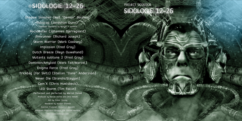 Project Sidologie: Sidologie 12-26 (Digital Album)