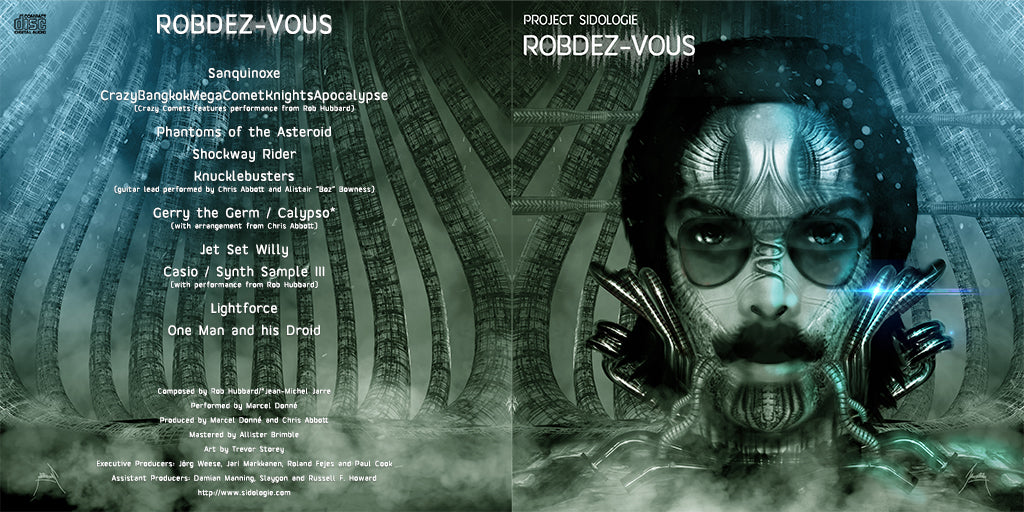 Project Sidologie: Robdez-Vous (Digital Album)