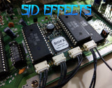 SID Effects III - SIDs in Space