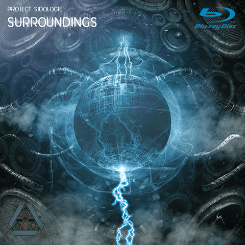 Project Sidologie: Surroundings Blu-Ray (Pre-order)