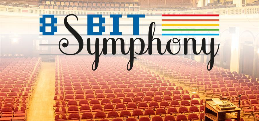 Check out the 8-Bit Symphony concert!