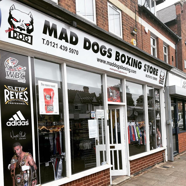 MIDLANDS BOXING STORE