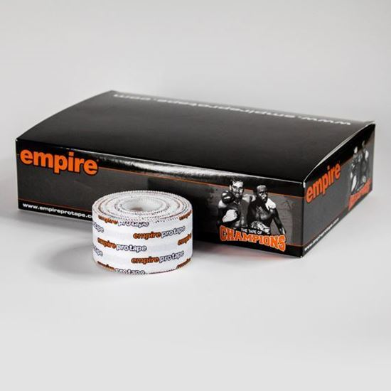 EMPIRE 3.8cm x 13mtr Boxing Pro Tape Box (6 rolls)