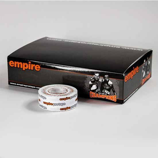 EMPIRE 2.5cm x 13mtr Boxing Pro Tape Box (12 rolls)