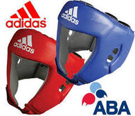 ABA HEAD GUARD IN RED OR BLUE