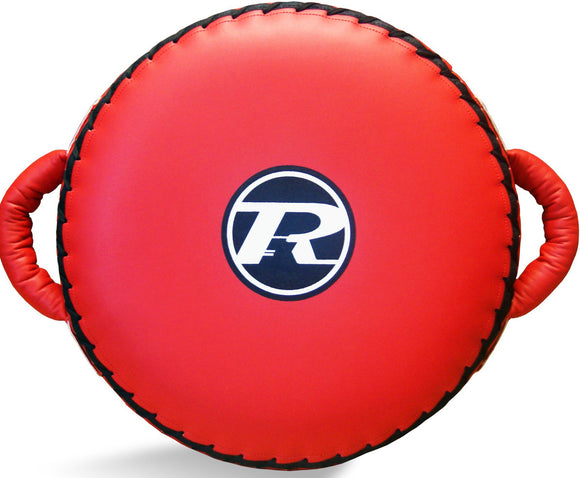 RINGSIDE CIRCULAR PUNCH CUSHION IN 14'' or 16'' RED