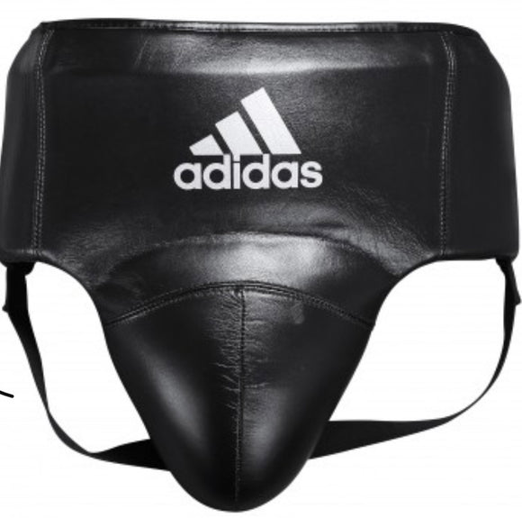 ADIDAS ADISTAR GROIN GUARD BLACK/WHITE