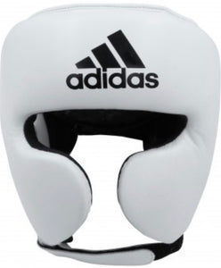 ADIDAS ADISTAR PRO HEAD GUARD WHITE/BLACK