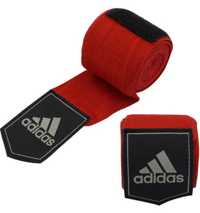 ADIDAS ABA HAND WRAPS 2.5MTR RED
