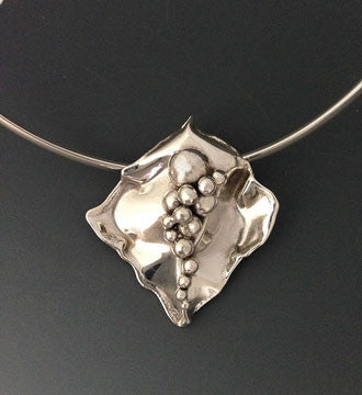 A Mini Flower Pendant
