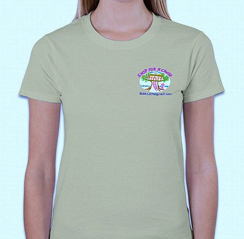 Gildan Ultra Cotton Lady T-Shirt
