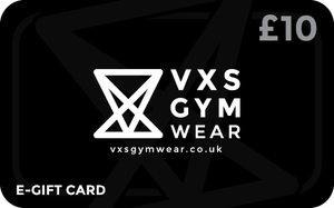 £10 Gift Card - VXS GYM WEAR