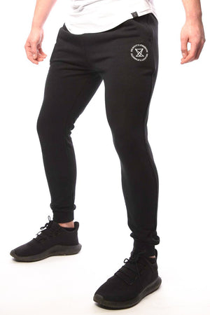 ICON Joggers - BLACK - VXS GYM WEAR