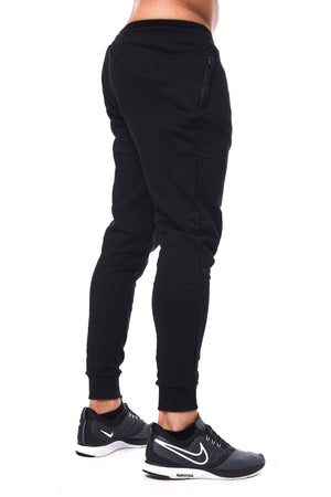 KING Joggers - Black - VXS GYM WEAR
