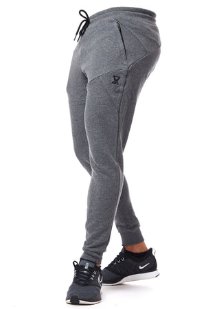 KING Joggers - Grey - VXS GYM WEAR