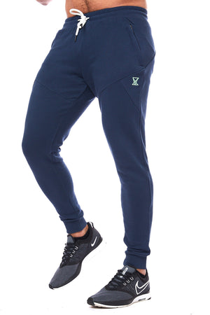 KING Joggers - Navy - VXS GYM WEAR