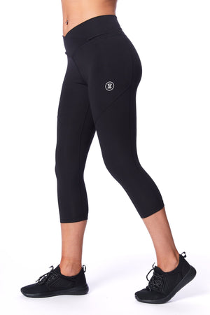 Pro Cropped Leggings - VXS GYM WEAR