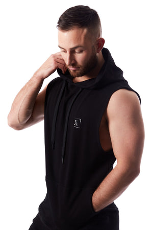 Sleeveless Hoodie - VXS GYM WEAR