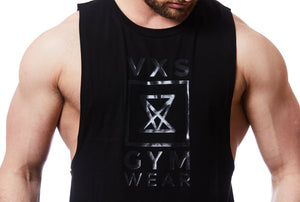 Sleeveless Tee - VXS GYM WEAR