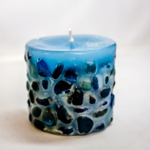 Candle - Cylinder 6 x 6 cm