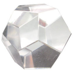 CRYSTAL DODECAHEDRONS