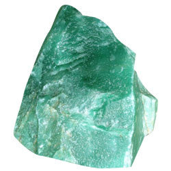 ROUGH GREEN QUARTZ