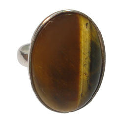 TIGER EYE RINGS