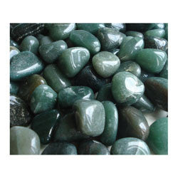 TUMBLED STONE GREEN QUARTZ