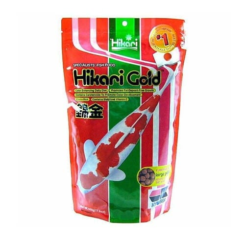 Hikari Gold Large Floating Pellet 500g
