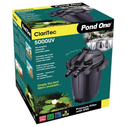 Pond One ClariTec 5000UV