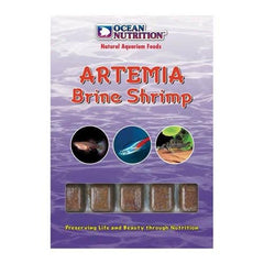 Ocean Nutrition Artemia Brine Shrimp Frozen Fish Food