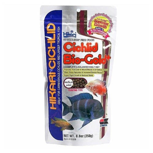 Hikari Cichlid Bio-Gold Plus Medium 250g