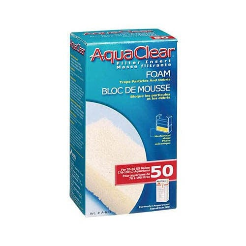 AquaClear 50 Foam Block