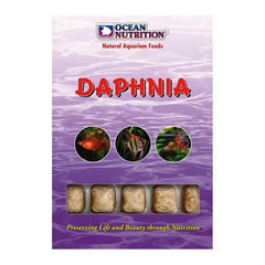 Ocean Nutrition Frozen Daphnia Fish Food
