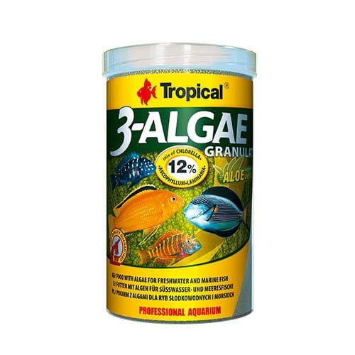 Tropical 3-Algae Granulat 250ml 95g