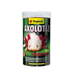 Tropical Axolotl Sticks 250ml 135g
