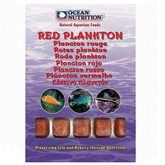 Ocean Nutrition Frozen Red Plankton 100g