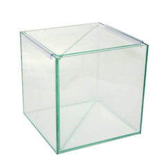 Aqua One Betta Divided Glass Tank 20x20x20
