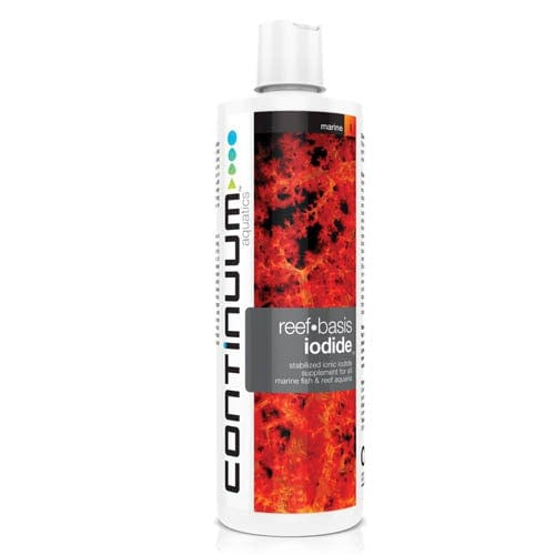 Continuum Aquatics Reef Basis Iodide 250ml