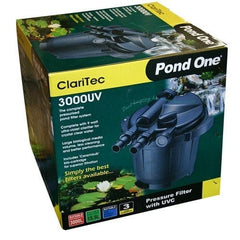 Pond One ClariTec 3000UV