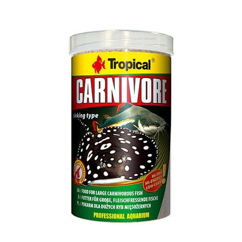 Tropical Carnivore 1000ml 600g