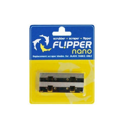 Flipper Cleaner Nano Replacement Blade Stainless Steel 2pk
