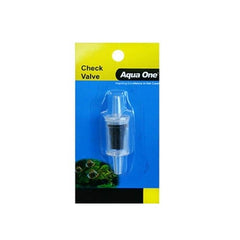 Aqua One Air Line Check Valve Carded 1pk